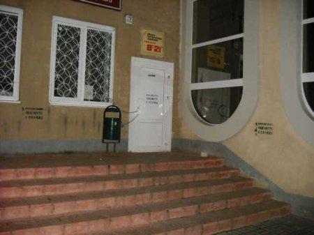 Минские анархисты закрыли вино-водочный магазин