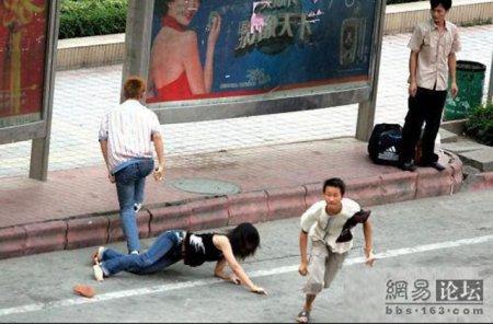 Как работает китайское ворье