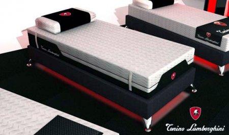 Кровать в стиле Lamborghini