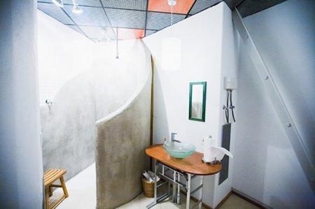 Дом в ракетной шахте