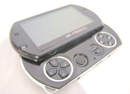 Игровая консоль PXP-2000 или китайский вариант PSP GO