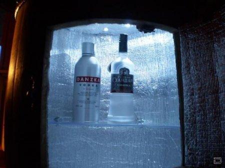 Бар-холодильник