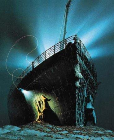 """Что в действительности случилось с """"Титаником""""?"""