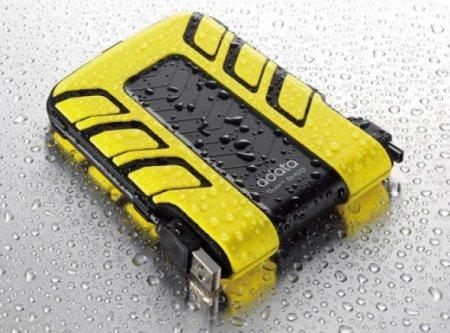 A-DATA SH93 - водонепроницаемый внешний диск