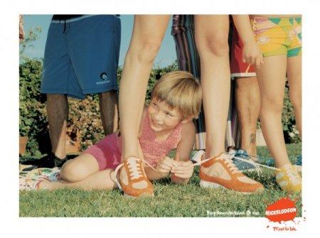 Реклама с детьми