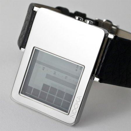 Nooka ZAZ - очередные диодные часы