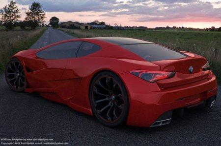 Концепт BMW 5-ой серии