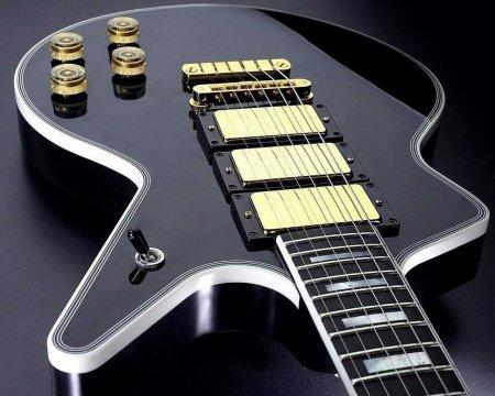 Обои с гитарами