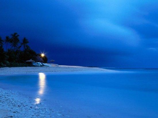 Райские пляжи