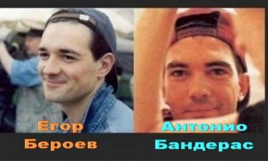 Кто на кого похож ?