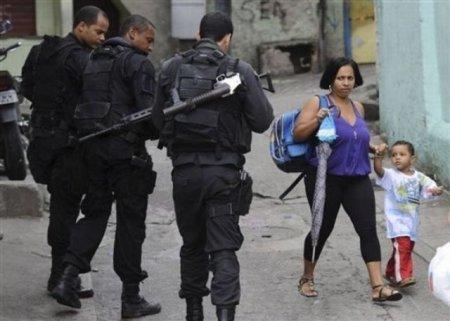 Бойня в Рио