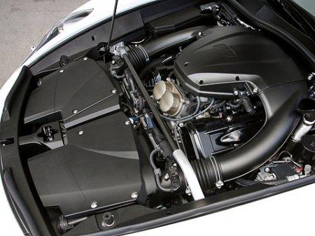 Первый в истории Лексуса суперкар LFA взорвал Токийское мотор-шоу