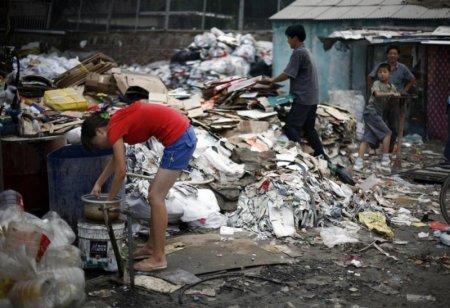 Проблема мусора в Китае