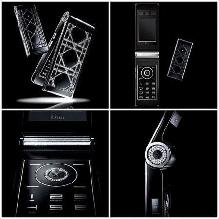 Christian Dior работает над второй коллекцией телефонов