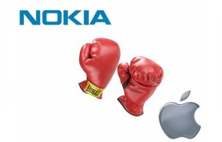 Nokia подала иск против Apple с обвинением в нарушении патентов при разработке iPhone