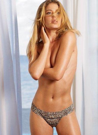 Доутсен Кроус презентует новую линию белья от Victoria's Secret