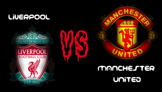 Битва за Британию : «LIVERPOOL» vs «MANCHESTER UNITED»