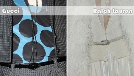 История ремня и модные пояса 2009-2010