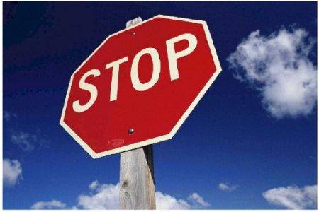 Дорожные знаки - это зло !
