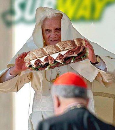 Папа и фотошоп