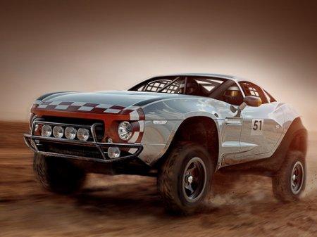 На шоу SEMA приедет внедорожник Rally Fighter компании Local Motors