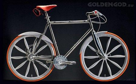 Самые дорогие вещи в мире. Мотоциклы и велосипеды