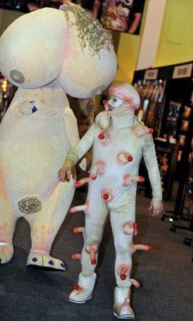 Ярмарка Sexpo в Сиднее