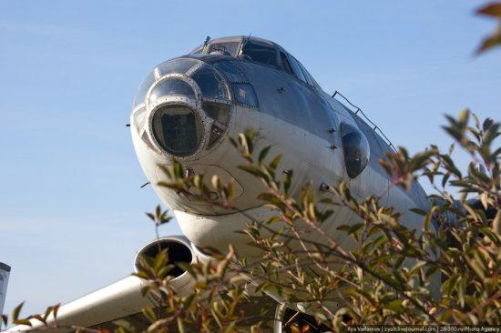 Музей самолетов дальней авиации