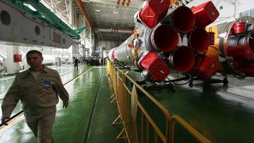 Русские собираются направить к Марсу обитаемый космический корабль с ядерным двигателем на борту