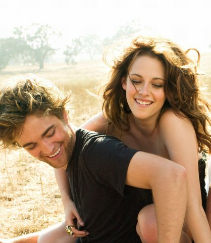 Shots. Rob Pattinson & Kristen Stewart