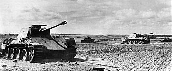 Т-34 против «Пантеры»: поединок менталитетов