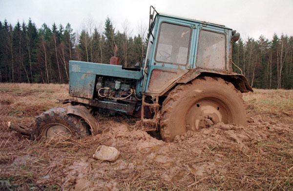 Трактор Т-25 турбированный - YouTube