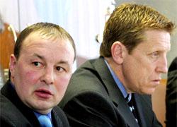 Решение о назначении Захарова принимал лично Лукашенко