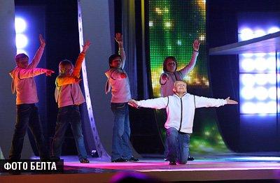 """""""Волшебный кролик"""" на """"Евровидении-2009"""""""