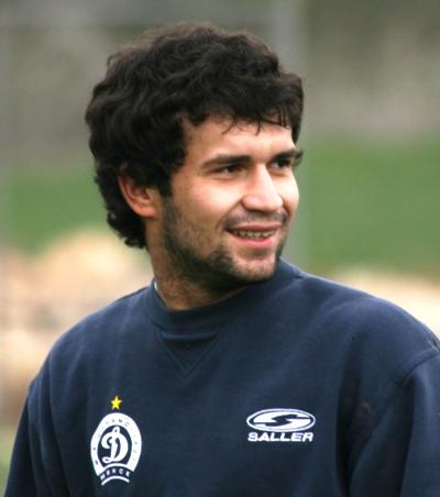 Сергей Кисляк лучший игрок Динамо Минск сезона 2009