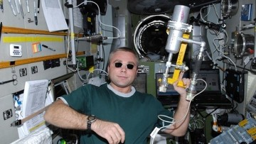 Блог российского космонавта интереснее, чем блог НАСА