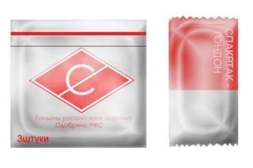 Креативные упаковки контрацептических изделий