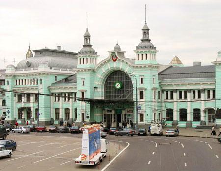 На всех вокзалах Москвы запускается бесплатный Wi-Fi