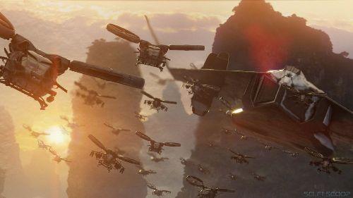 Графическое совершенство и James Cameron's Avatar делают усилия на PlayStation и Xbox