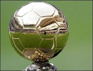 Объявлен сокращенный список номинантов на Золотой Мяч