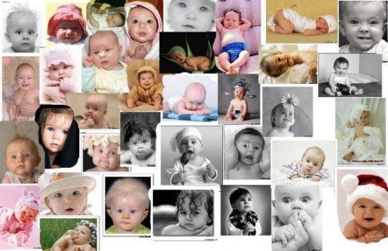 Много картинок на одной!
