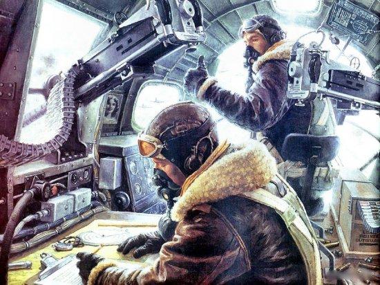 Авиация Второй Мировой