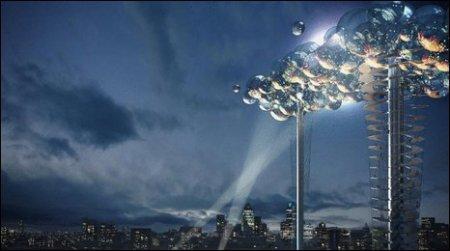 К Играм в Лондоне может появиться искусственное облако