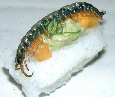Любителям суши посвящается