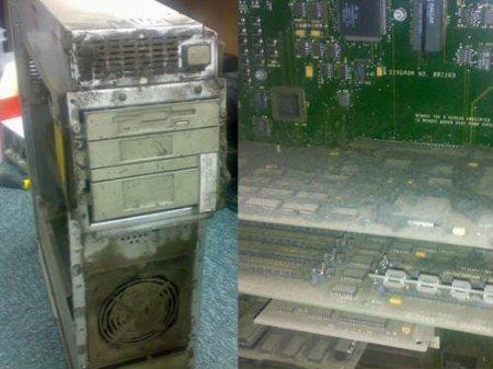 Пыль в компьютерах: до чего можно дойти без уборки