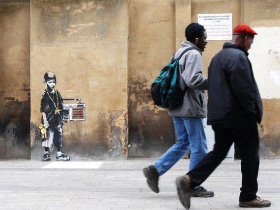 Banksy (часть 3)