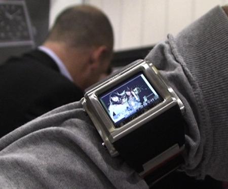 sWaP Mobile Phone Watch - часы-телефон