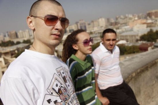KREC&CHECK and DJ ToneTrack в Баку