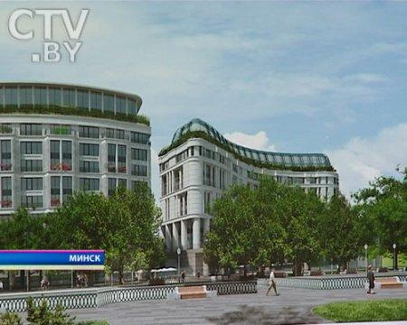 Генеральный план застройки Минска до 2030 года
