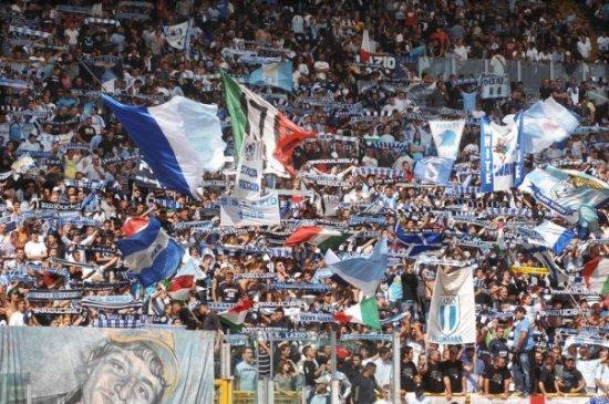 Европейские Ultras - Италия (Лацио сезон 2008-2009) часть 1